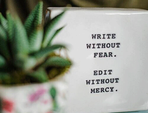 Method Writing Tip Helped Me Become An Authentic Writer